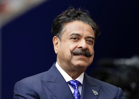 Jacksonville Jaguars Owner Shad Khan Invests In 24-Hour Black News Network