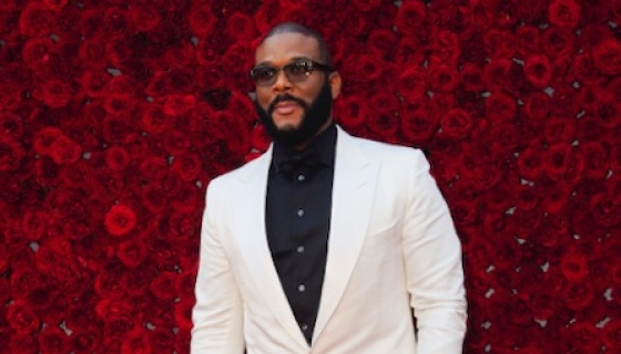 Tyler Perry Did Hire 'Billboard' Actress, But Didn't Realize It At First