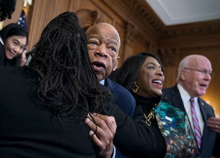 House Passes Bill To Restore Key Parts Of Voting Rights Act