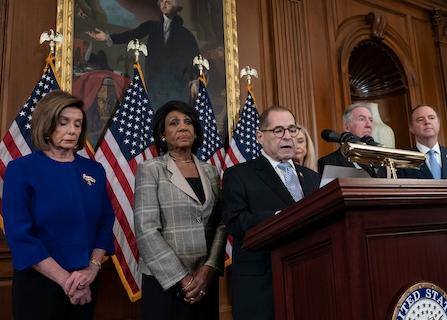 Democrats: Trump 'Betrayed' U.S.
