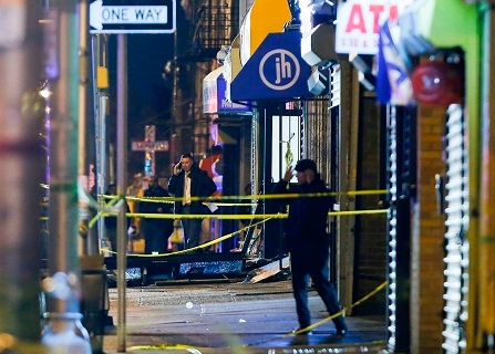 Jersey City's Mayor Says Gunmen Targeted Kosher Market