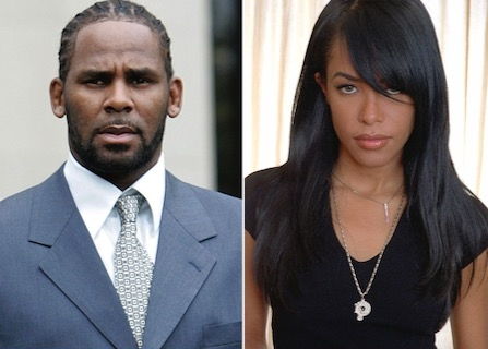 R. Kelly Charged With Bribe In 1994 Marriage To Aaliyah