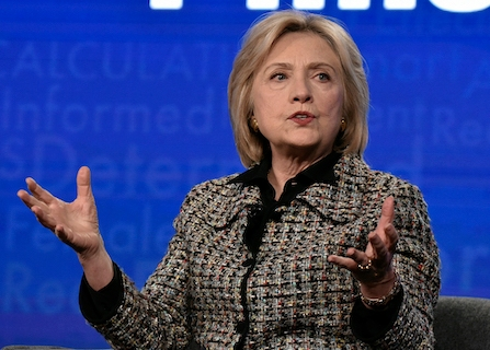 Clinton Backtracks On Sanders, Says She'd Support Him If Nominee
