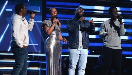 Nipsey Hussle, Kobe Bryant Remembered At Grammy Awards