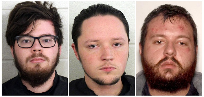 3 More Linked To Neo-Nazi Group Arrested In Georgia