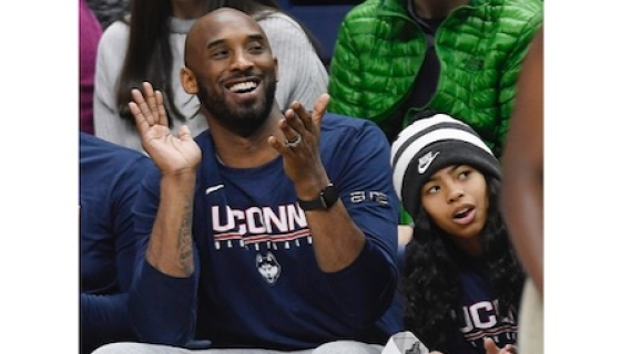 Kobe Bryant & Daughter Killed In Helicopter Crash