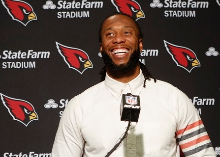 Cardinals Larry Fitzgerald Purchases Minority Stake In Suns