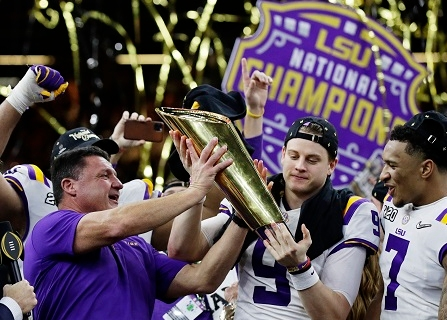 LSU Football Team Will Tour National Museum Of African American History And Culture In DC