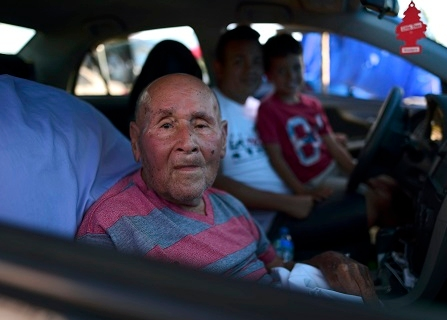 Displaced Families Await Post-Quake Housing In Puerto Rico