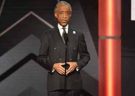Rev. Al Sharpton's New Book Due Out In September