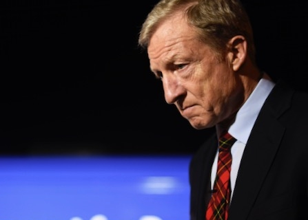 Steyer Aims Criminal Justice Plan At Taking On Racial Bias