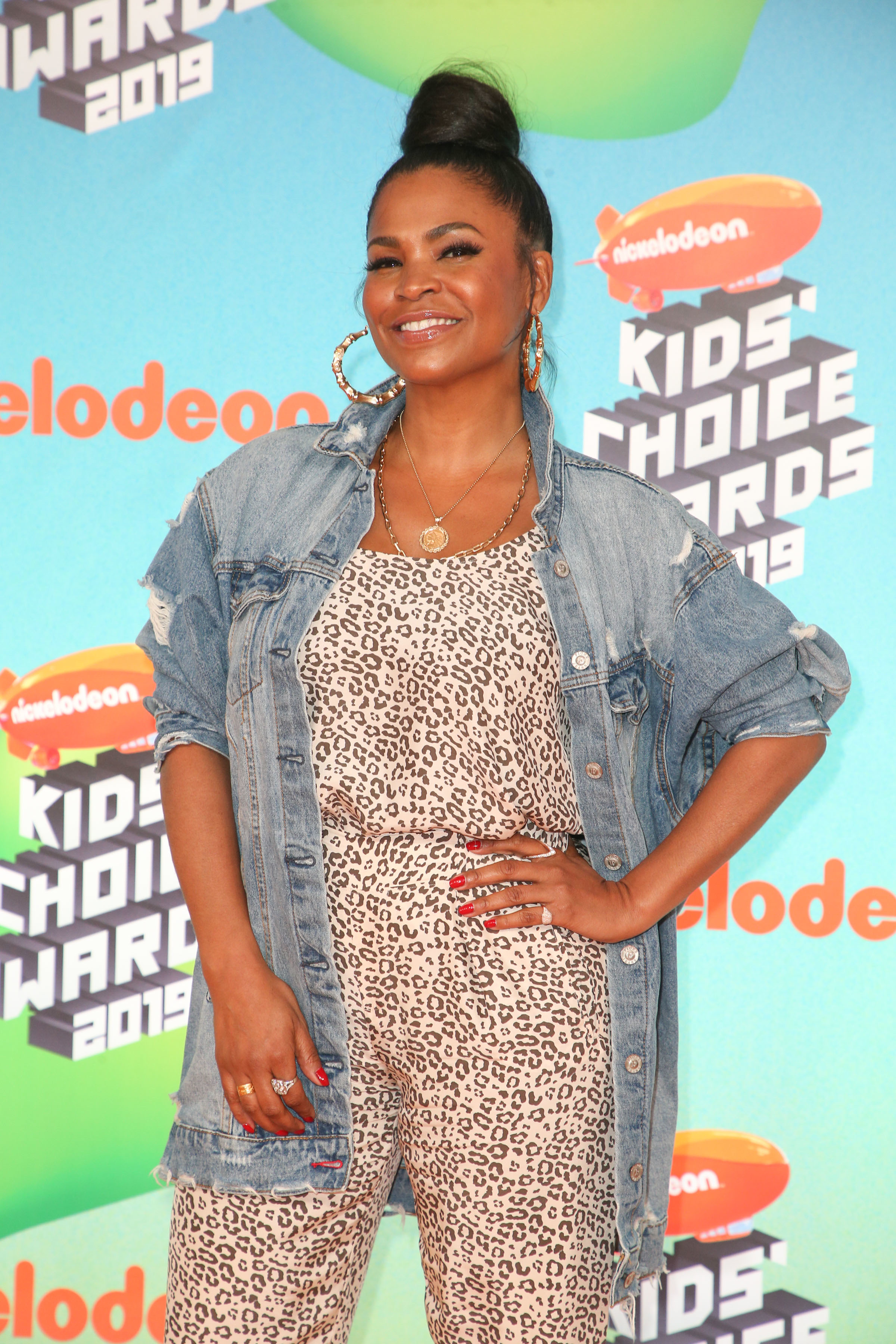 Actress Nia Long On Forgiving Her Father After His Death
