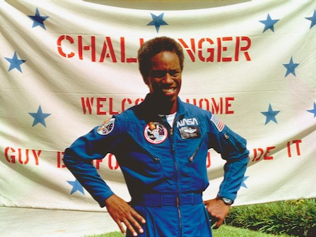 'Black In Space' Doc Looks At African-American Achievements In Space