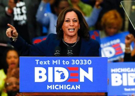 Joe Biden Announces Kamala