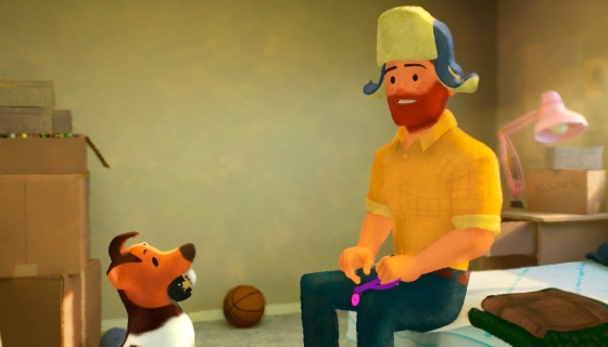 With A Gay Protagonist, Pixar Short 'Out' Makes History