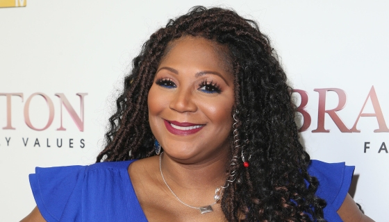 Trina Braxton Slams Abuse Claims by Tamar's Ex David Adefeso